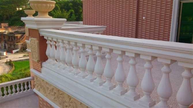 grc葫芦瓶栏河栏杆,grc围栏护栏,水泥栏杆,花瓶栏杆,阳台护栏,扶手